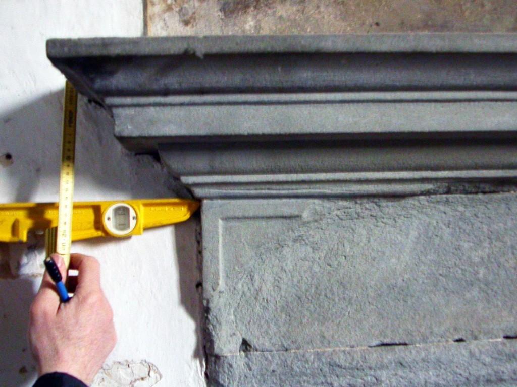 Rilievi portale Complesso di San Domenico