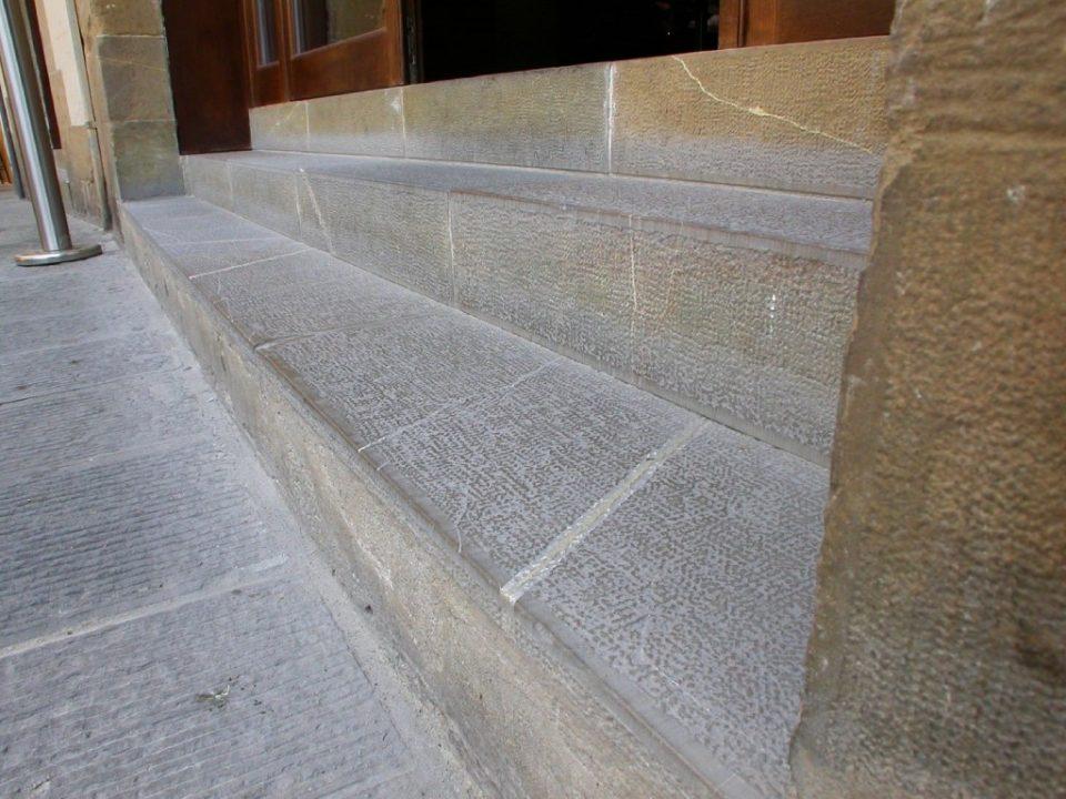 Scalini Museo Gucci Piazza della Signoria