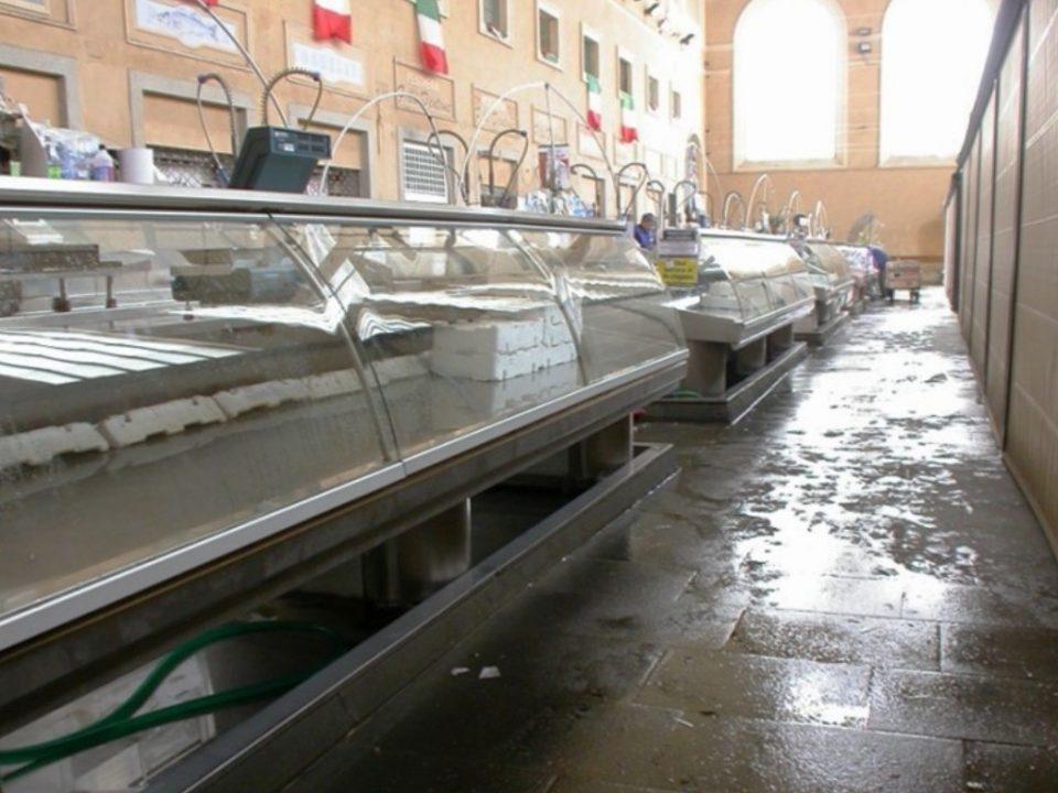 Livorno Mercato del Pesce