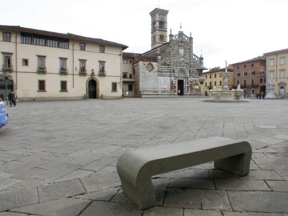 Panchine di Pietra a Prato