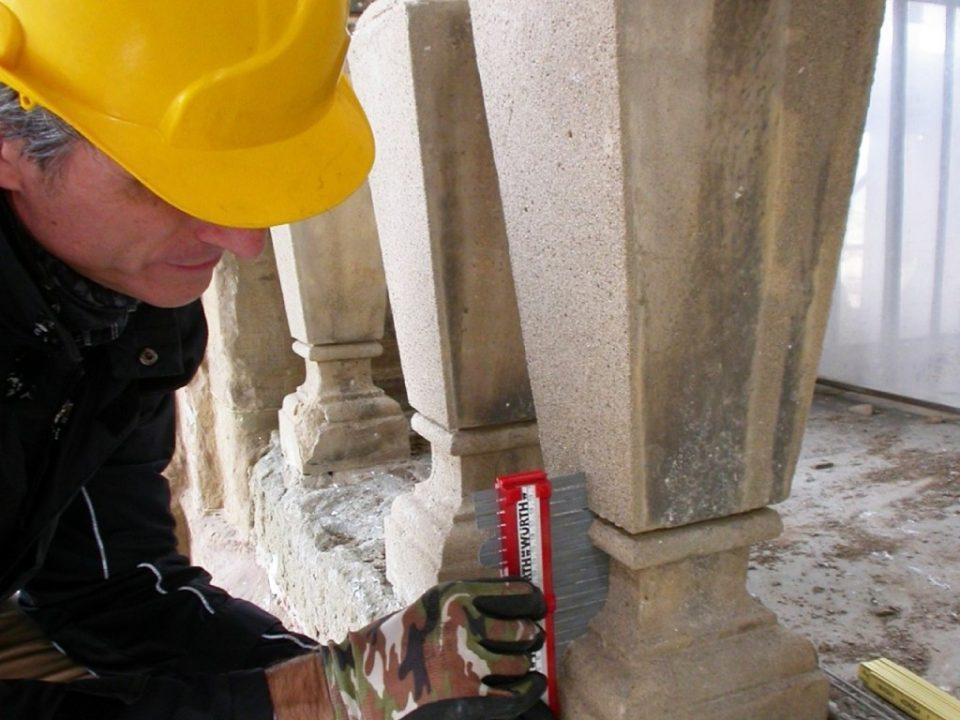 Restauro Campanile San Lorenzo - rilievo